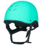 Owens JS1 Pro Jockey Helmet Round Fit