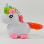 Eunice the Unicorn Keyring  (x4)