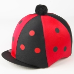 Capz Lycra - Ladybird with Pom-Pom