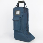 Elico Long Boot Bag (Navy Blue)