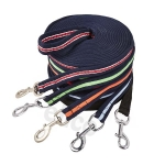 Elico Soft Feel Lunge Reins (8 metre)