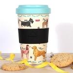 Debonair Dogs Travel Mug