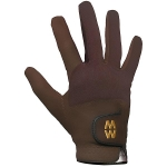 MacWet Micromesh Gloves Brown