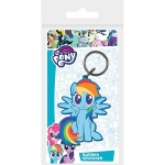 My Little Pony Key Chains (x4)
