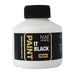 NAF Paint it Black Polish 250ml