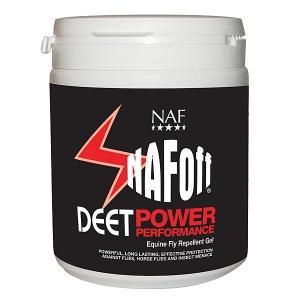 Naf Off Deet Power Performance Gel