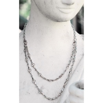 Rubin Ross Necklace:  Snaffle Bits