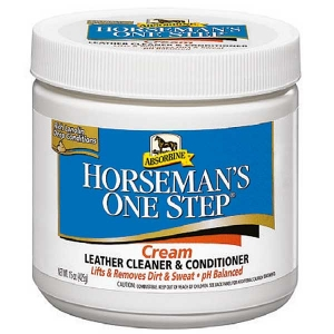 Absorbine One Step Leather Cleaner