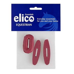 Elico Rein Stops/ Martingale Ring   Pink