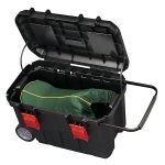 Plastica Panaro Saddle Carry Case/Wheels