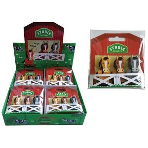 Pony Club: STABLE Erasers  (24 box)
