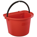Plastica Panaro Portable Manger - Red