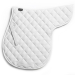Elico Quilted Numnah  White