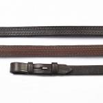 Elico Dressage Half-Rubber Reins