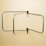 S90 Rug Display Rack (Small)  3 Arm
