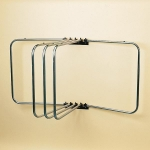 S91 Rug Display Rack (Large)  5 Arm