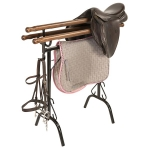 S5077 Stubbs Retro Saddle Horse