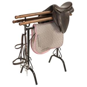 S5077 Stubbs Retro Saddle Horse