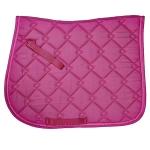 Elico Lansdowne Saddlecloth - Pink Large