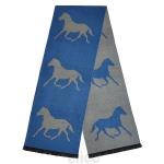 Elico Scarves - Horse Design