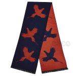 Elico Scarf - Pheasant Design