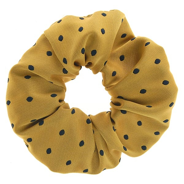 Showquest Medium Spot Scrunchie Jenkinsons Equestrian