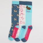 Toggi Honeydon Bunny Socks   SS20