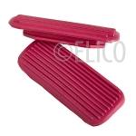 Elico Stirrup Treads - Pink
