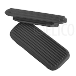 Elico Stirrup Treads (Rubber) Black or White