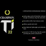 Champion Titanium Ti22 Adult B/Protector REGULAR