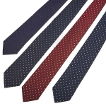 Elico Adult Spotted Show Tie