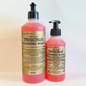 Elico Gold Label TriScrub Foaming Wash
