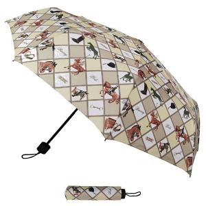 Folding Umbrella : Equestrian Sport