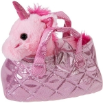 Unicorn in a Carry Bag