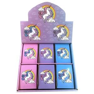 Unicorn: Memo Pads  (x 48)