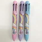 Unicorn:  6 Colour Pen  (box of 12)