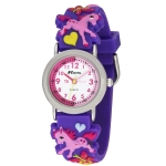 Ravel Childrens Watch - Pony     PURPLE