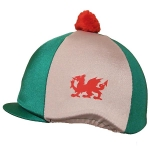 Capz Lycra - Welsh Dragon