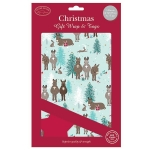 Christmas Wrap: Donkey and Friends
